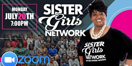 Sister Girl Network July Virtual Fellowship tickets