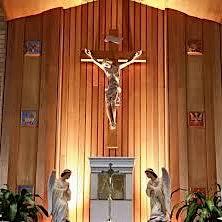 English Mass Sacred Heart Parish, Cabramatta logo