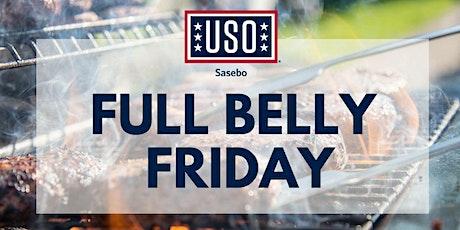 USO Sasebo Full Belly Friday tickets