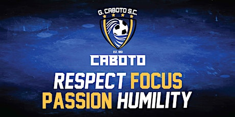 Caboto Soccer Club - Virtual Open House and Information Night tickets