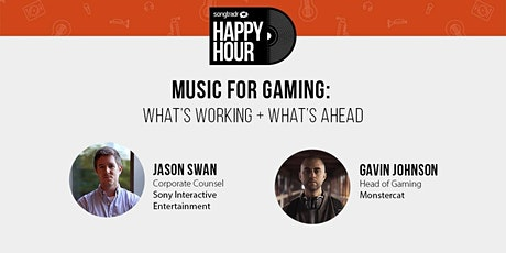 Music for Gaming: What's Working + What's Ahead tickets