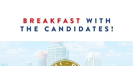 Breakfast with the Candidates: Friday Mayoral Candidates tickets