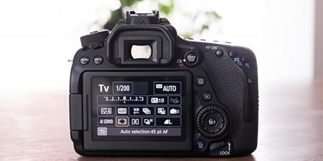 Canon Digital Photography for Beginners tickets