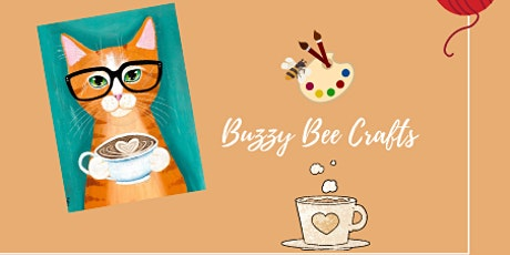 Cat's Cafe - Paint Night tickets