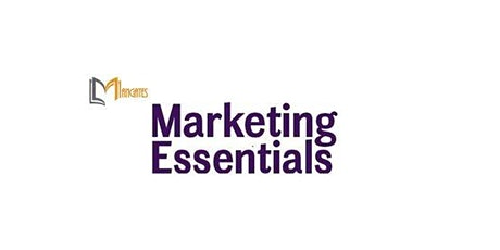 Marketing Essentials 1 Day Training in Boston, MA tickets