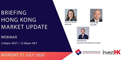 Briefing: Hong Kong Market Update tickets