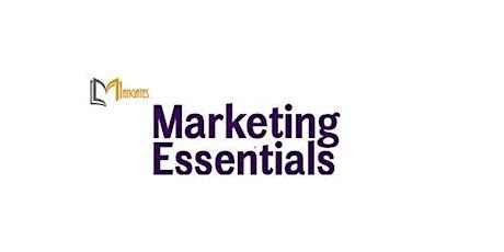Marketing Essentials 1 Day Training in San Jose, CA tickets