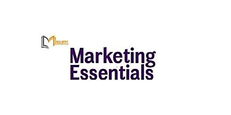 Marketing Essentials 1 Day Training in Seattle, WA tickets