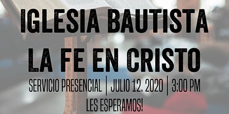 IBLFC Servicio Jul-12,2020 tickets