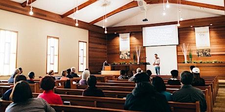 Cascades Church July 19 Indoor Gathering tickets