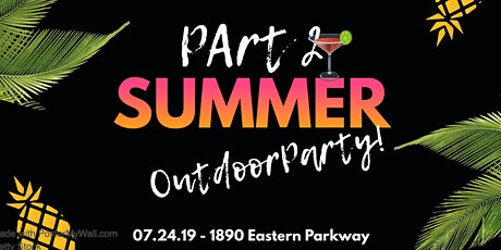 Summer Part 2 Party tickets
