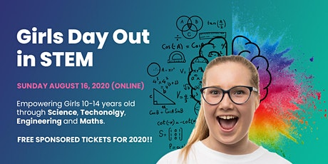 Girls Day Out in STEM 2020 - Online tickets
