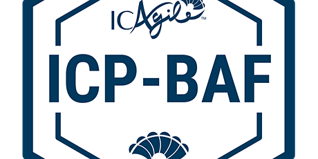 ICAgile ICP-BAF Business Agility Foundations Certification(ANZ/Singapore) tickets