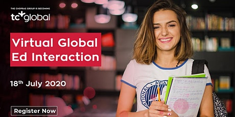 Virtual Global Ed Interaction in Delhi 2020 Hosted by TC Global tickets