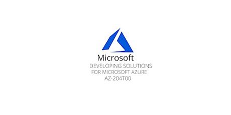 Wknds Firenze Developing Solutions for Azure Training Course biglietti