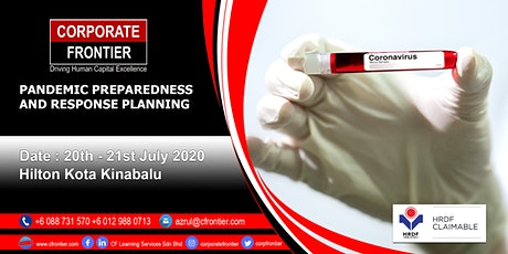 Pandemic Preparedness and Response Planning tickets