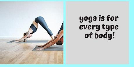 Private 30 min Yoga Lesson with Arifa tickets