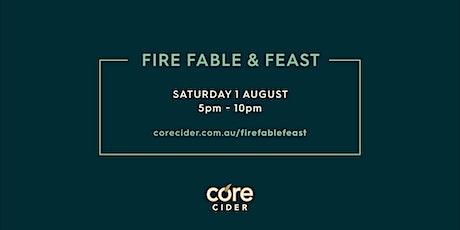 Fire Fable & Feast | Winter Festival tickets