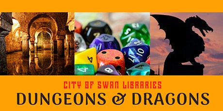 Ballajura Library Dungeons & Dragons Club tickets