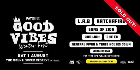 Good Vibes Winter Festival 1 The Mount (SOLD OUT) tickets