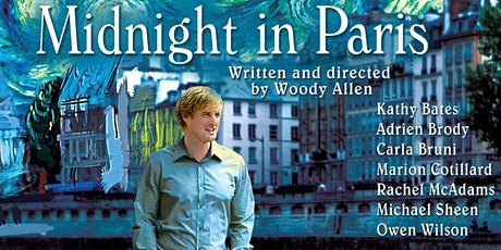 "Cinestatica:  ""Midnight in Paris"" – Woody Allen (Parigi) biglietti"