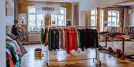 Vintage Kilo Pop Up Store • Thun • VinoKilo tickets