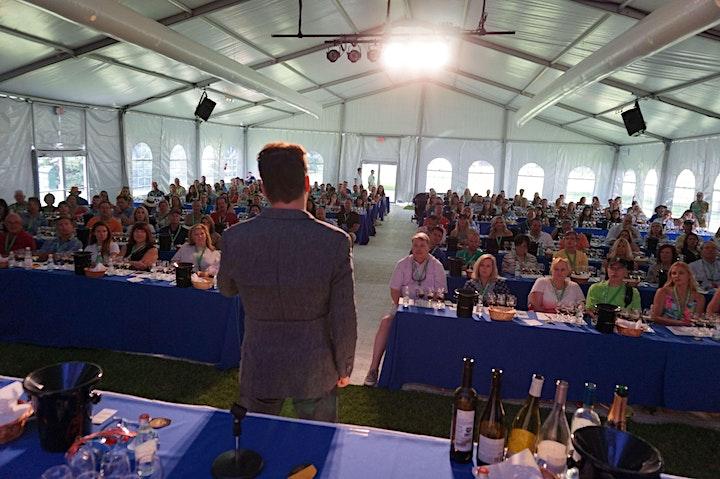 """Celebrity War of the Luxury Red Wines""   Mark Oldman Virtual Wine Tastings image"