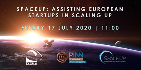 SpaceUp: assisting European space startups in scaling up tickets
