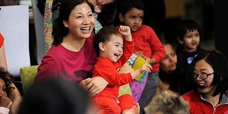 Baby Rhymetime @ Stirling Libraries - Mirrabooka