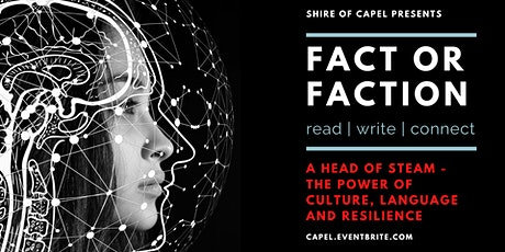 A Head of STEAM - The Power of Culture, Language and Resilience tickets