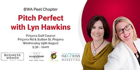 Peel Region, Pitch Perfect with Lyn Hawkins tickets