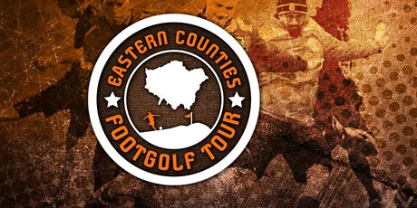 Eastern Counties Footgolf Tour 2020 - stage three tickets