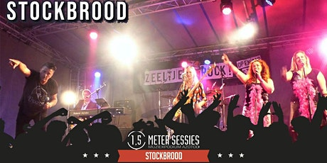 Stockbrood | 1,5 Meter Sessie | Middag tickets