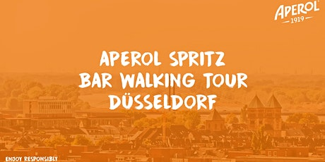 Aperol Spritz Bar Walking Tour Düsseldorf tickets