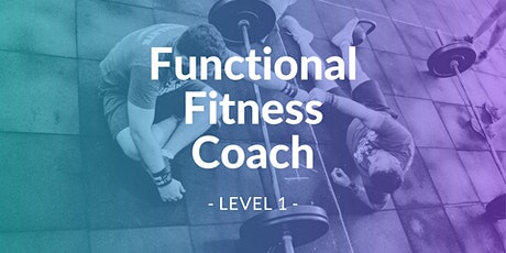 CMS - Functional Fitness Coach Level 1 (CrossKompagniet Randers) tickets