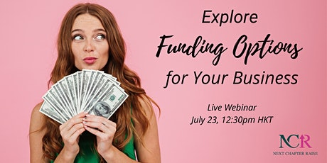 Explore Funding Options for Your Business tickets