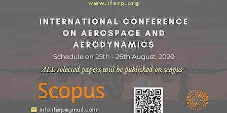 International Conference on Aerospace and Aerodynamics (ICAA) tickets