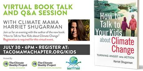 How to Talk to Your Kids About Climate Change with Harriet Shugarman tickets