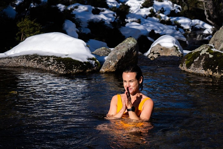 Wim Hof Method Snowy Mountains Bunkhouse Retreat (Level 3) image