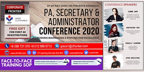 PA, Secretary & Admin Conference: Push Boundaries &Striving For Excellence tickets