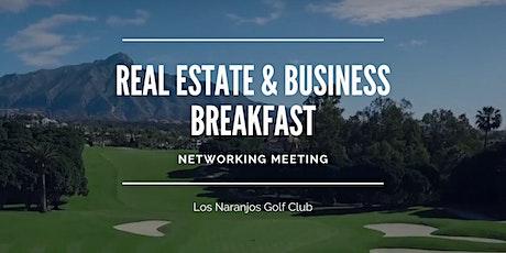 Real Estate & Business Breakfast tickets