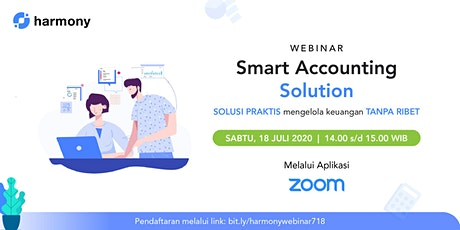 """[Free] Webinar """"Smart Accounting Solution"""" tickets"""