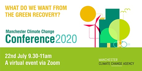 Manchester Climate Change Conference 2020 tickets