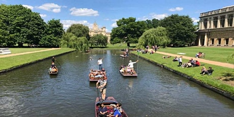 Punting in Cambridge tickets