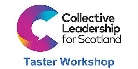 Collective Leadership Workshop - Online tickets