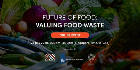 Future of Food: Valuing Food Waste [Online Event] tickets