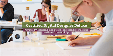 Certified Digital Designer Deluxe, Frankfurt am Main Tickets