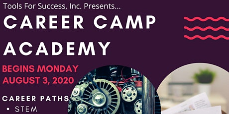 Career Camp Academy tickets