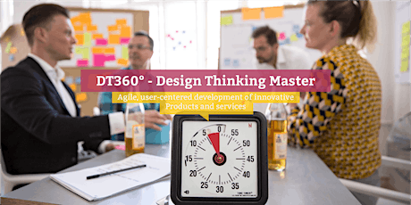 DT360° - Certified Design Thinking Master (engl.), Hamburg tickets