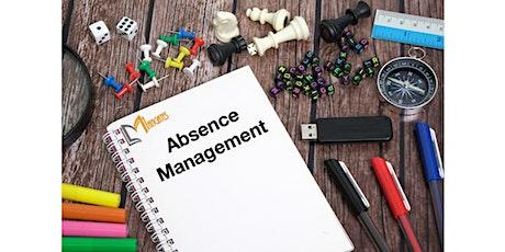 Absence Management 1 Day Training in Stuttgart Tickets